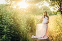 Yofi Photography - Chicago Fine Art Maternity Photographer