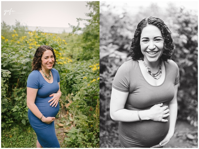 Chicago Maternity Photographer - www.yofiphotography.com